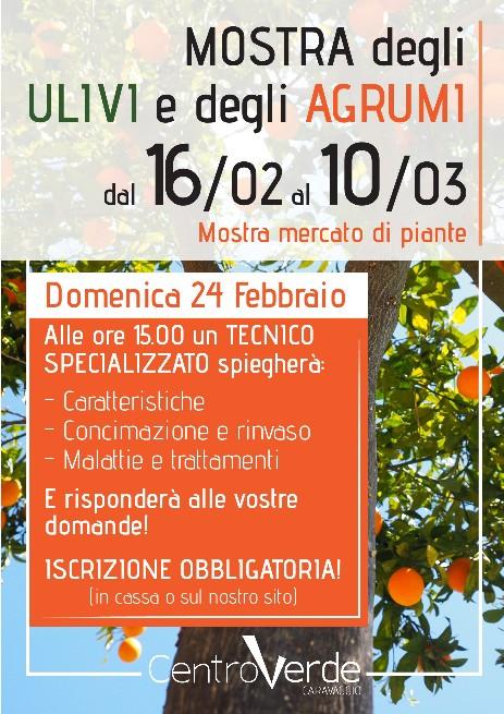 Calendario Concimazione Agrumi.Eventi Centro Verde Caravaggio